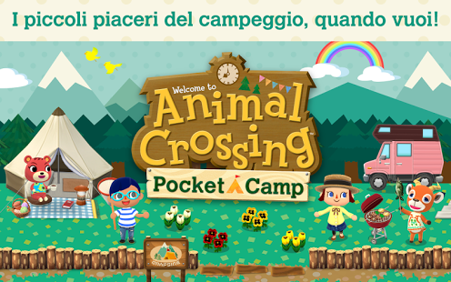 Il nuovo gioco di Animal Crossing è disponibile ora