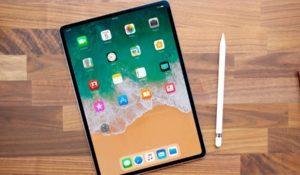 iPad come iPhone X, Apple verso l'addio al tasto fisico sui suoi tablet