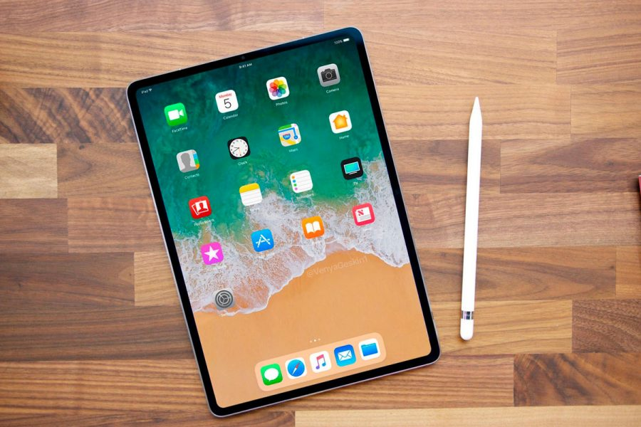 iPad come iPhone X