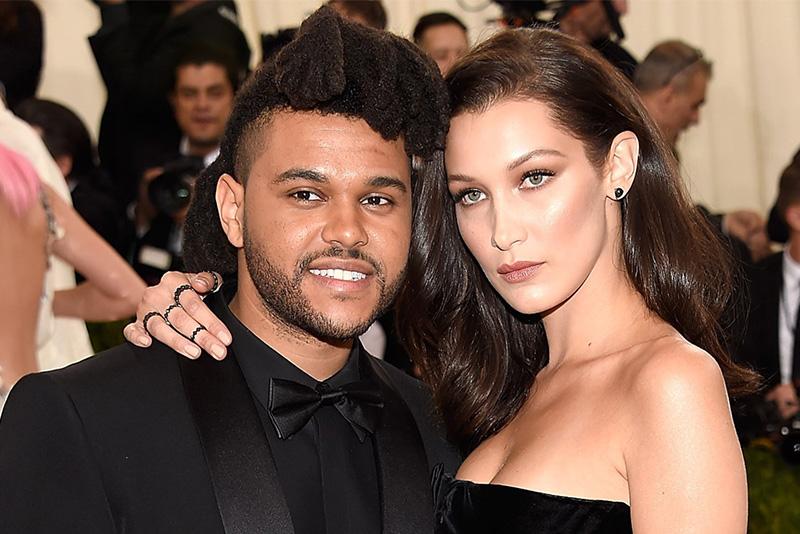 Bella Hadid e The Weeknd
