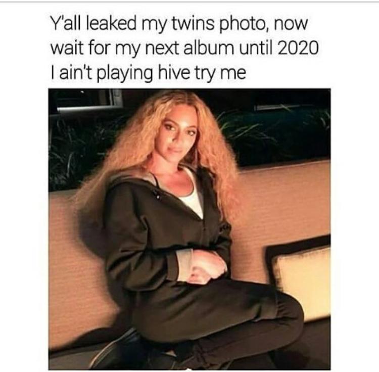 gemelli di beyoncé