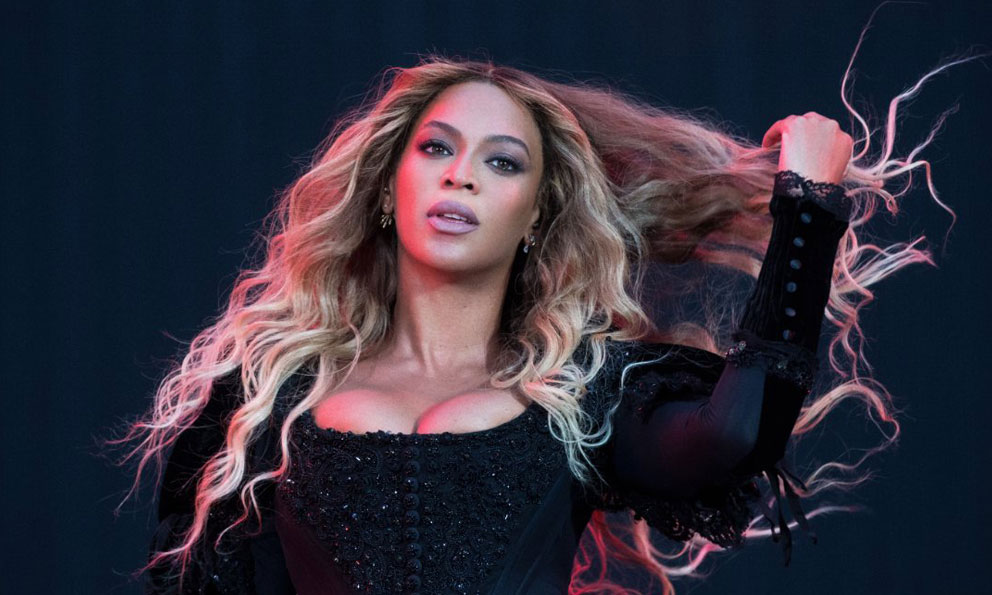 Beyoncé è la cantante più pagata