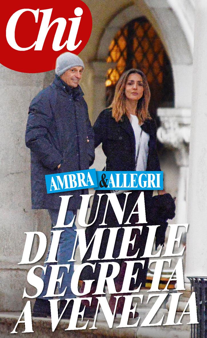 Ambra e Allegri a Venezia
