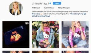 La gravidanza social di Chiara Ferragni fa indignare il web
