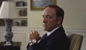 Netflix licenzia Kevin Spacey, fuori definitivamente da House of Cards