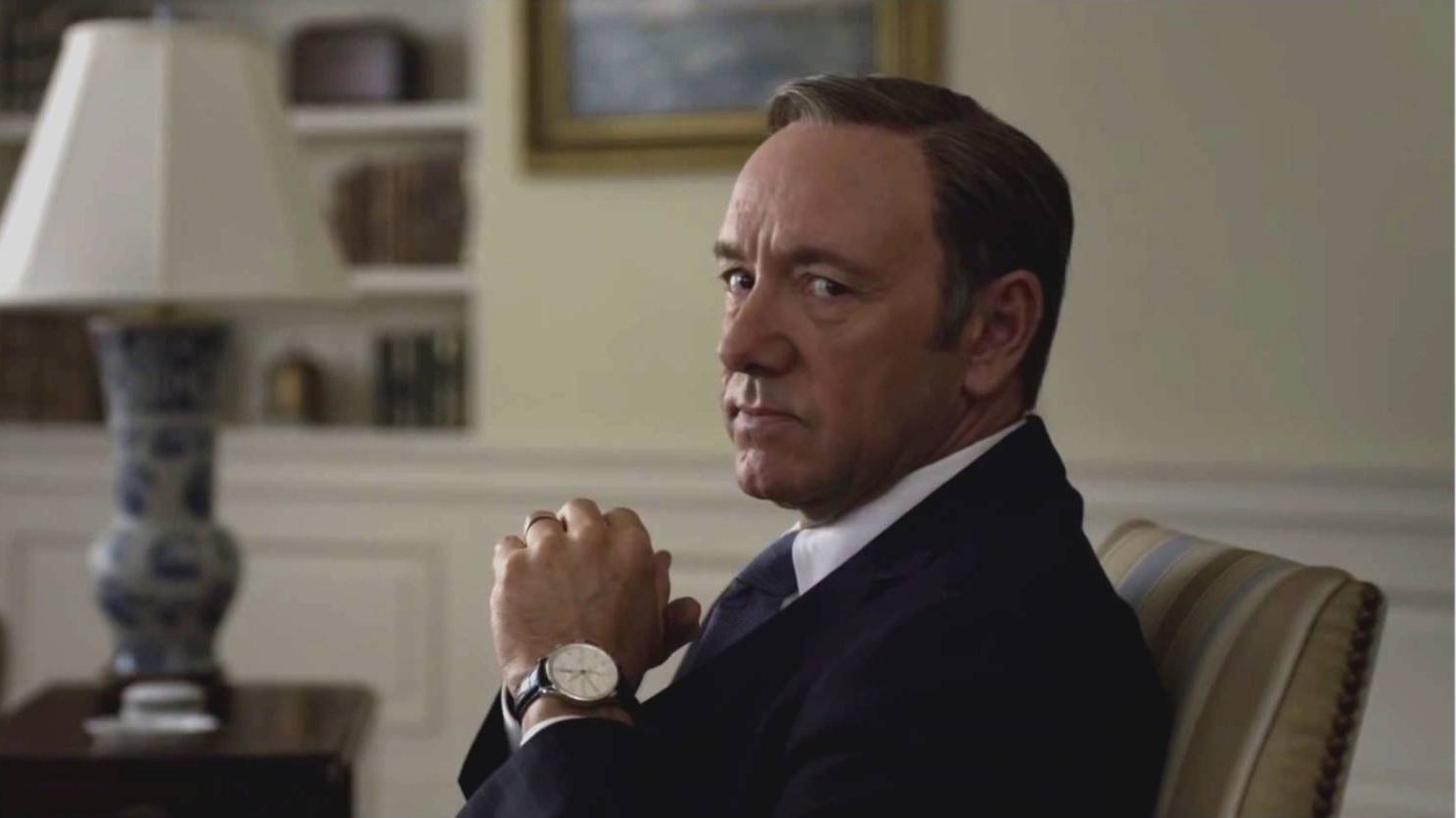 Netflix licenzia Kevin Spacey