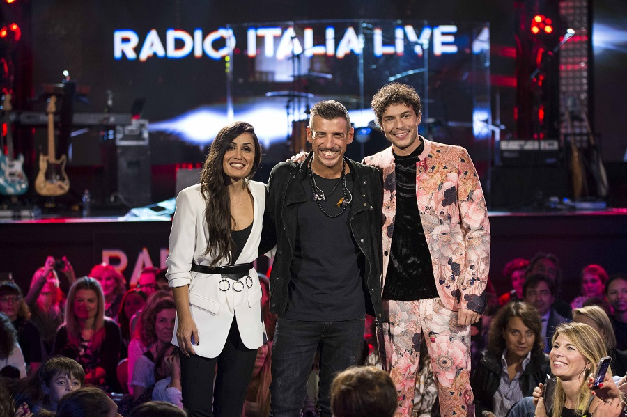 francesco gabbani su real time