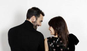 Giorgia e Marco Mengoni festeggiano: Come neve è disco di platino
