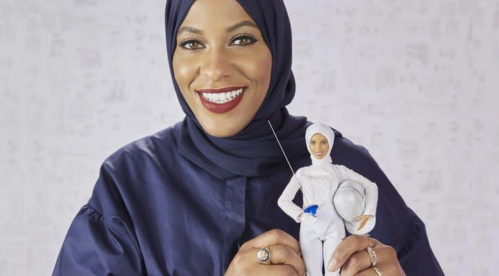 Barbie islamica