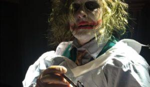 E' la notte di Halloween e in sala parto arriva il 'dottor' Joker