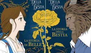 La Bella e la Bestia, il manga in Italia con Panini Comics