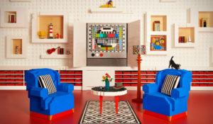 Il concorso per vincere una notte nella Lego House