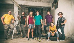 Los3saltos, il 19 gennaio arriva il nuovo album 'Risacca'