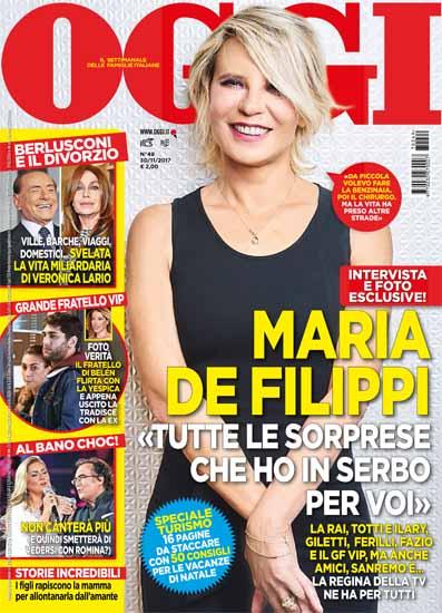 Maria De Filippi conferma Temptation Island Vip