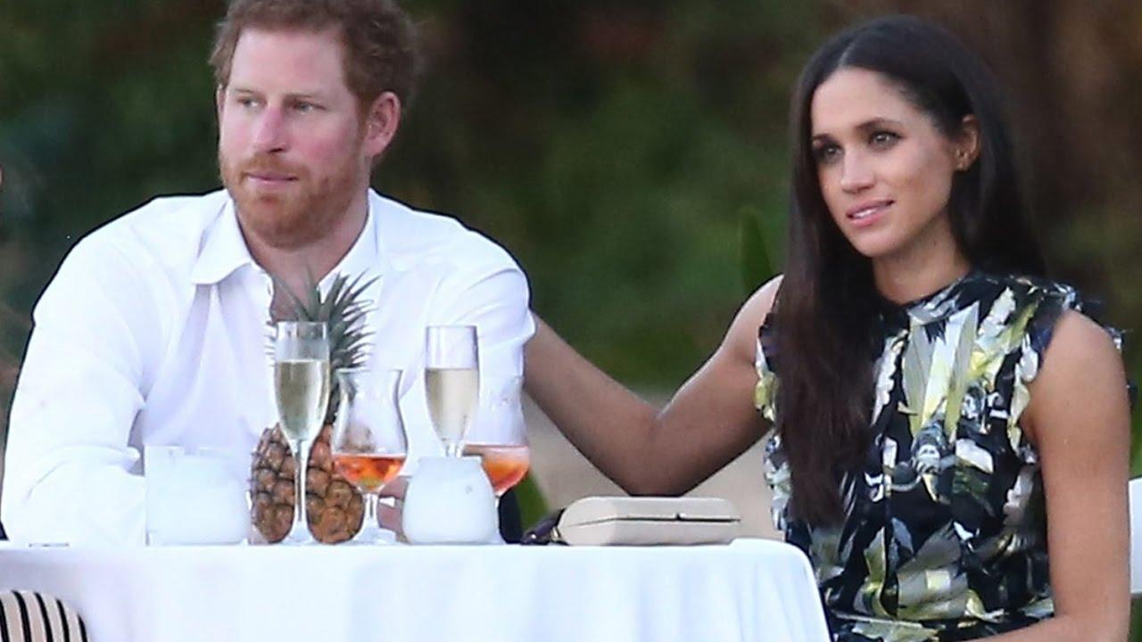 matrimonio del principe harry e meghan markle
