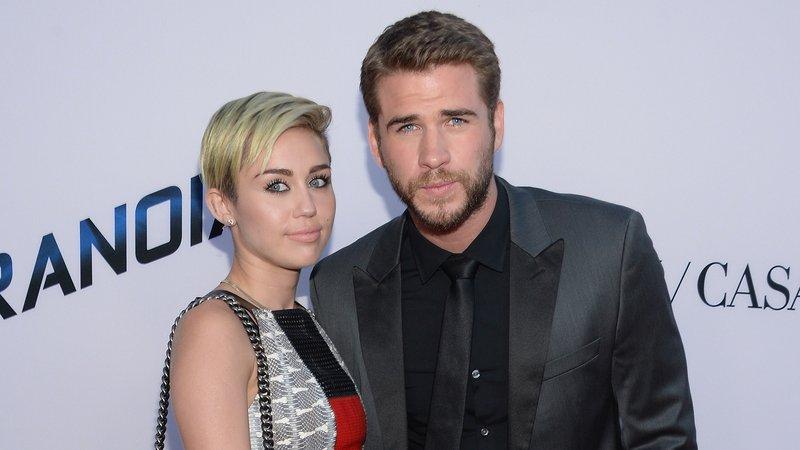Miley Cyrus e Liam Hemsworth sposi