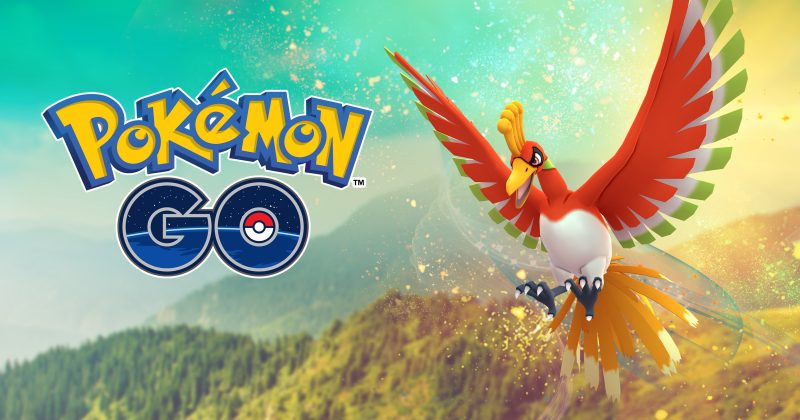 catturare ho-oh