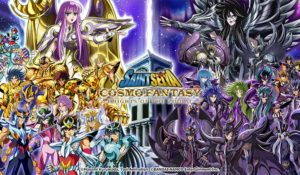 Saint Seiya Cosmo Fantasy, il gioco dei Cavalieri dello Zodiaco arriva su smartphone