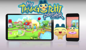 Il Tamagotchi ritorna con un gioco per smartphone