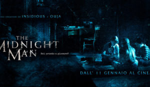 The Midnight Man, il trailer del film horror con Robert Englund