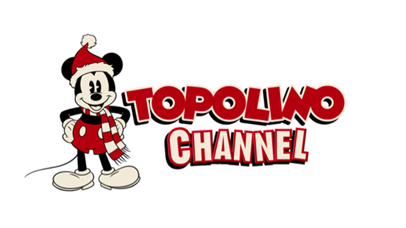 Topolino pop up channel