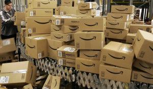 L'Agcom contro le spedizioni di Amazon fuori legge