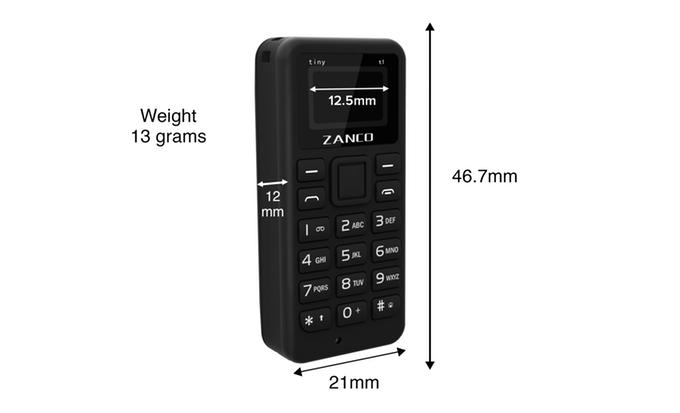 cellulare più piccolo del mondo (4)
