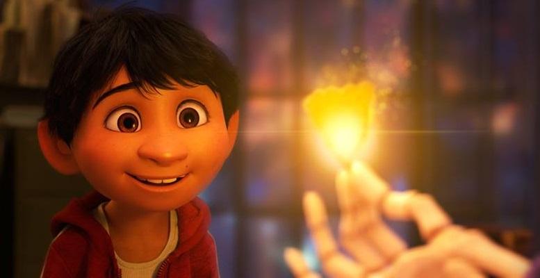Michele Bravi nel film Disney Coco