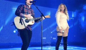 Romanticismo al quadrato in Perfect di Ed Sheeran e Beyoncé
