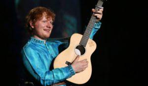 Ed Sheeran è l'artista più ascoltato su Spotify nel 2017