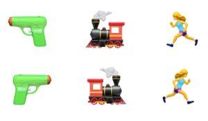 Le emoji cambiano direzione, nel 2018 saranno reversibili
