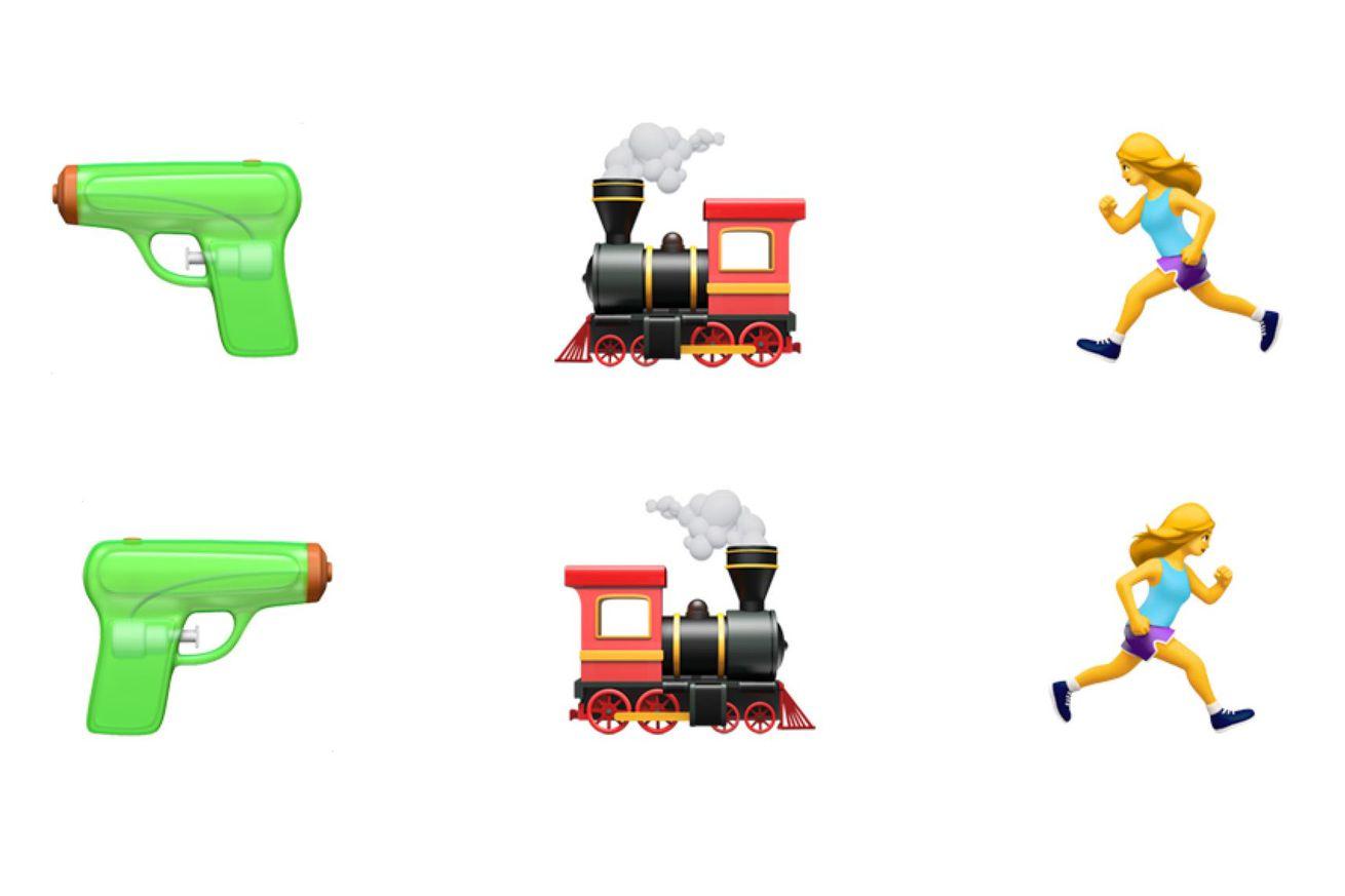 emoji cambiano direzione
