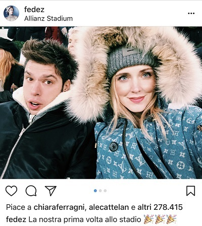 Fedez e Chiara Ferragni sposi in estate in Sicilia