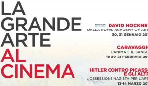 GRANDE ARTE AL CINEMA, un viaggio tra le opere dei grandi artisti