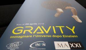Al via Gravity, scienza e arte in mostra al Maxxi di Roma