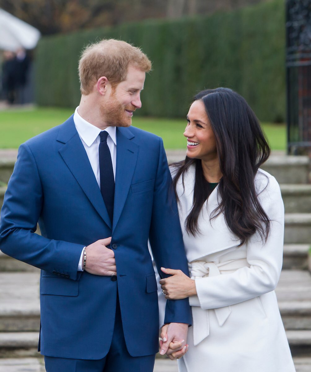 data matrimonio principe harry e meghan
