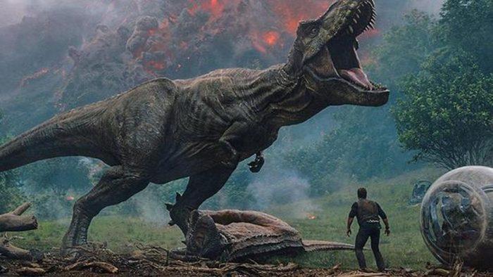Jurassic World film più visto al cinema