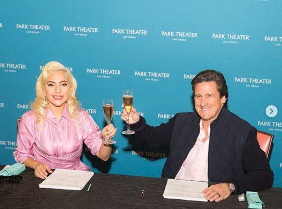 Lady Gaga a Las Vegas