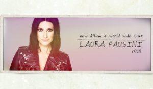 Per Laura Pausini world tour con 2 tappe a Roma e un nuovo album