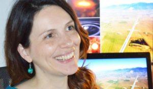 L'italiana Marica Branchesi tra i personaggi scientifici 2017