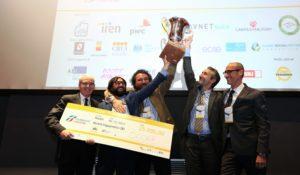 Premio nazionale per l'innovazione: trionfa la barca a vela in 3d