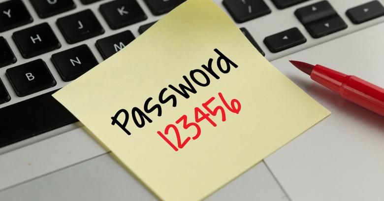 password peggiori del 2017