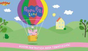 PEPPA PIG LAND, la maialina più simpatica della tv atterra a GARDALAND