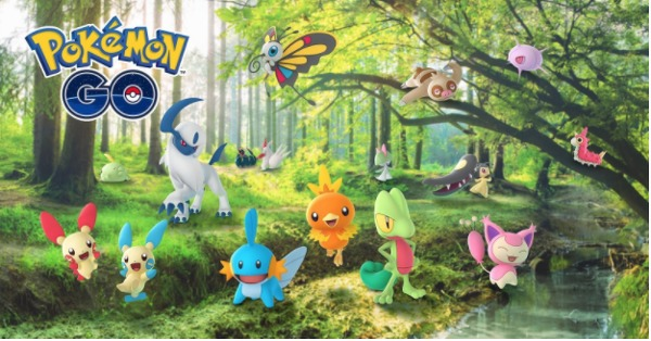 Pokmon go gen 3 pokmon list every creature from ruby and pokmon go gen 3 pokmon list every creature from ruby and sapphires hoenn region you can catch right now eurogamer altavistaventures Choice Image