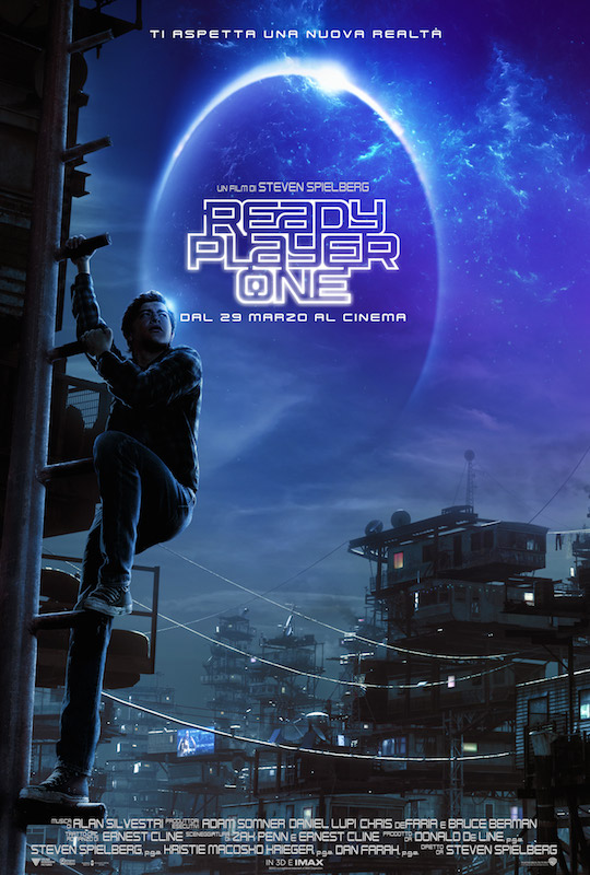 film di Ready Player One