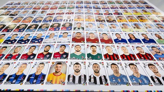 Panini Calciatori 2017-2018