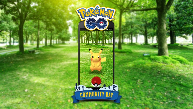 Che cos'è il Pokémon GO Community Day