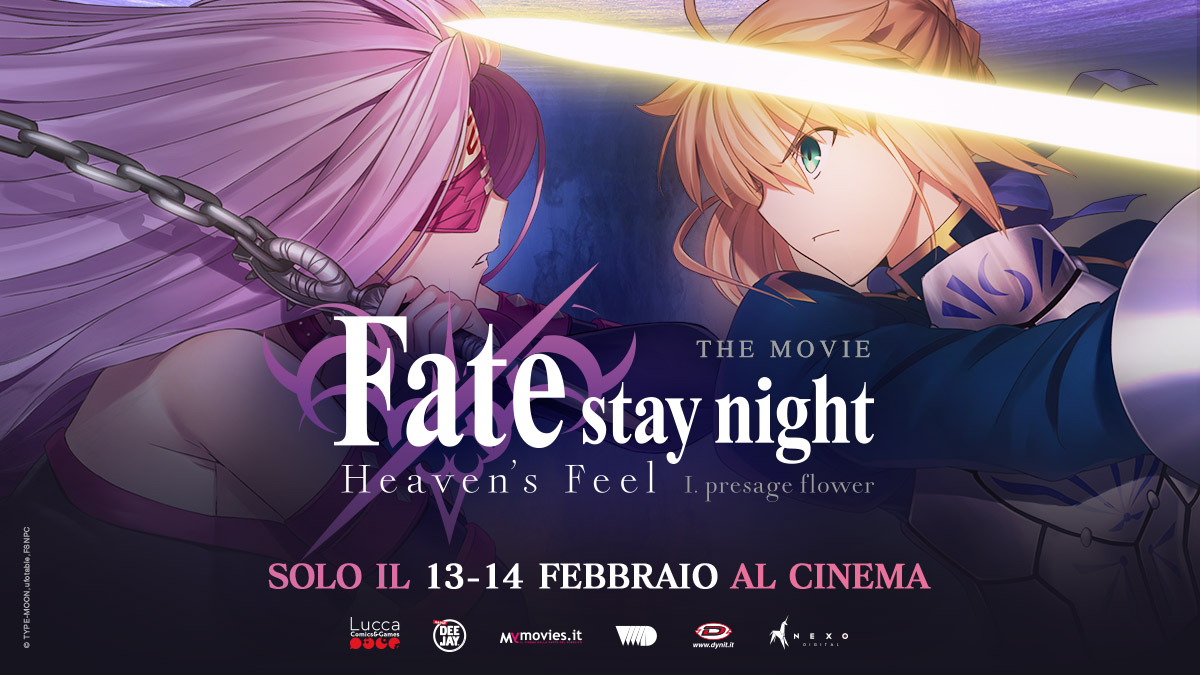 Fate/Stay Night: heaven feel i