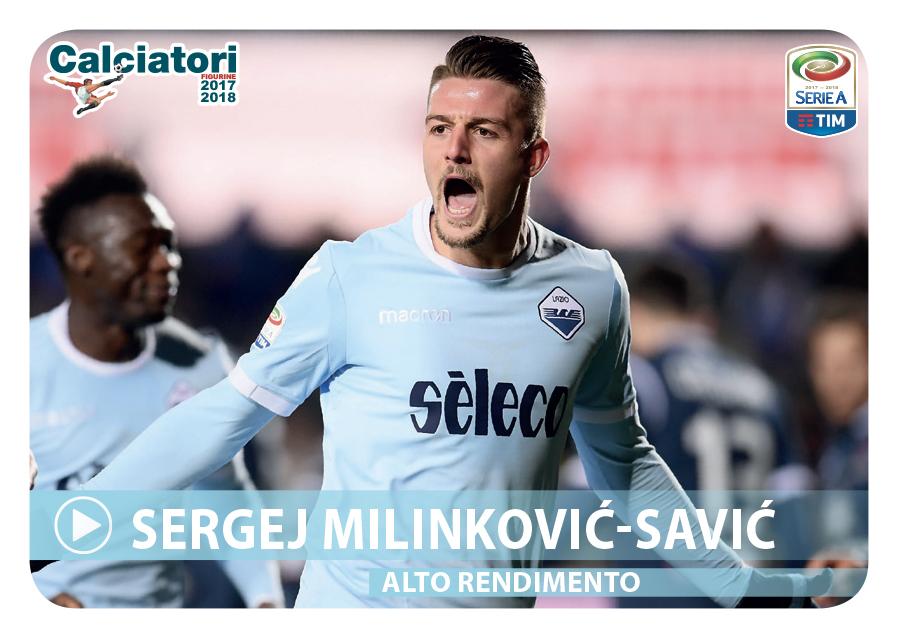 Film del Campionato 2017-18 - C6 Alto Rendimento (Milinkovic-Savic)