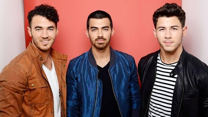reunion dei Jonas Brothers